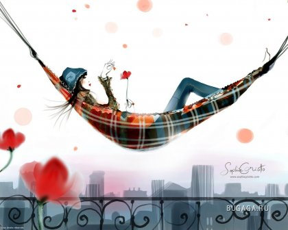 Иллюстратор Sophie Griotto