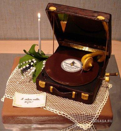 Авторские тортики