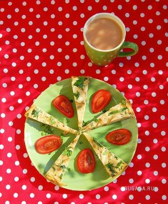 Завтраки на любой вкус ;)