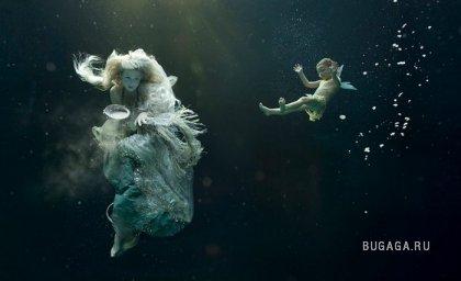 Фотосъёмки под водой
