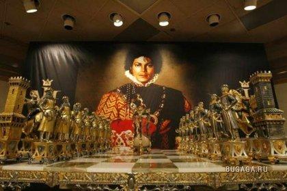 Аукцион личных вещей Майкла Джексона