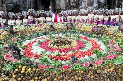 Сумасшедшие праздники народов мира