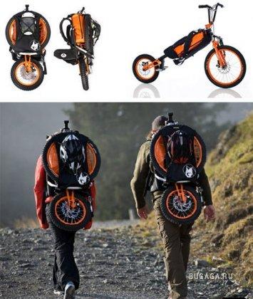 Велосипед Bergmoench Bikes