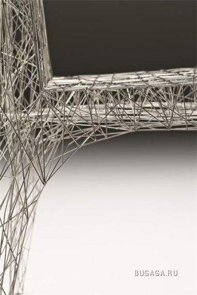 Необычный стул от дизайнера Jun Hashimoto