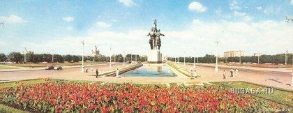 Москва 60-ых