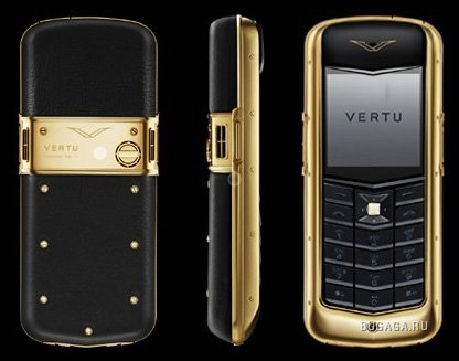 Vertu-телефон будущего...