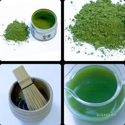 Зелёный во всех его проявлениях)))