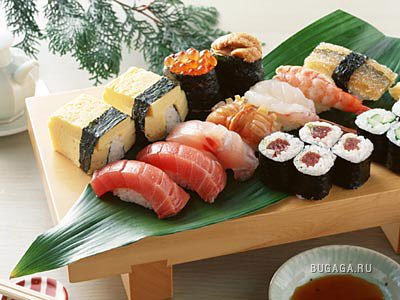Основы суши.