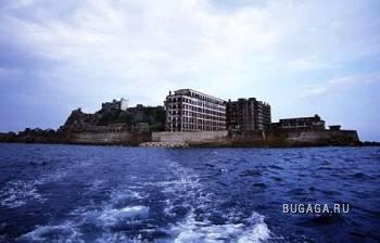 Алькатрас — остров-тюрьма.