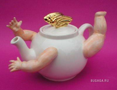 Креативные заварные чайники (17 фото)