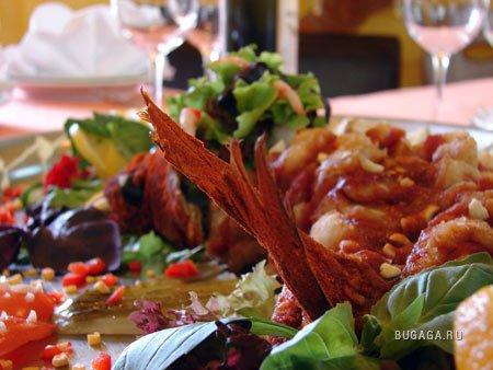 Рецепты сыроедческих блюд с фото