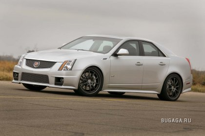 Hennessey ���������� Cadillac CTS-V �� 800 �.�.