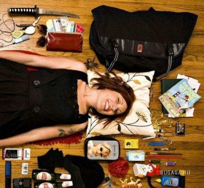Секреты женской сумочки