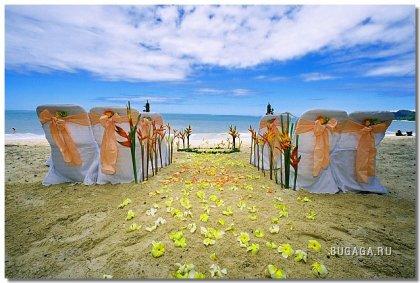 Свадьбы на Гаваях