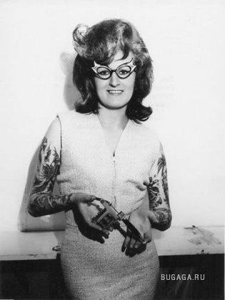 Татуировки прошлого!