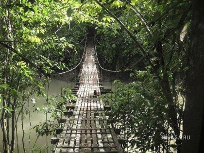 Самые опасные мосты в мире