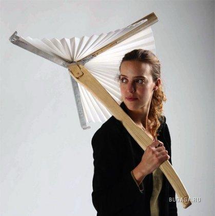 Забавные зонтики