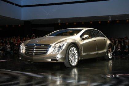 Mercedes F700 - шаг в будущее