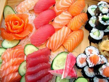 Основы суши