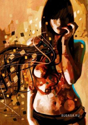 Художник Javier Gonzalez Pacheco (новые работы)