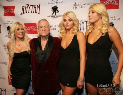 Патриотическая вечеринка Playboy