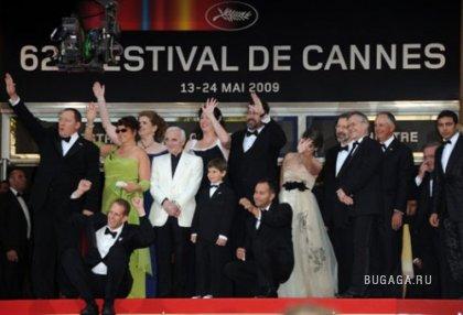 Звёздные наряды Каннского кинофестиваля 2009