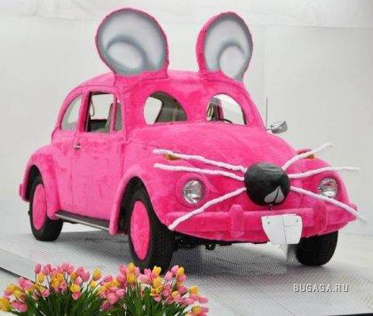 Гламурное авто