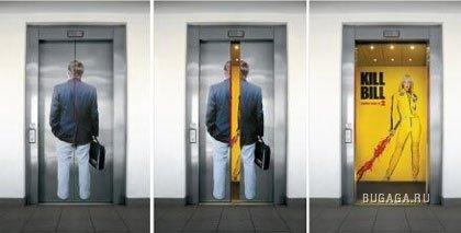 Оригинальные лифты