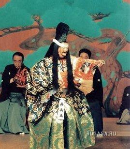 Ноо – театральное искусство Японии.