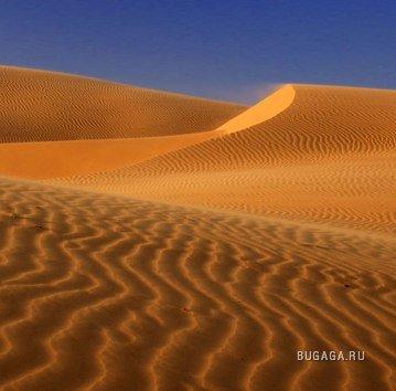 Самые боьшие пустыни мира...