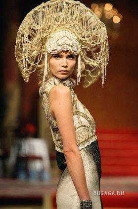 Показ русской коллекции Chanel «Paris – Moscou» в Москве