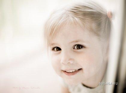 Дети - самые красивые цветы нашей жизни