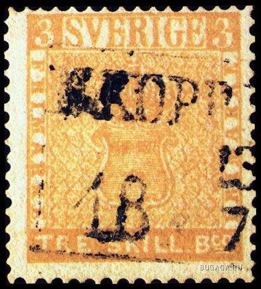 Рекорды в мире почтовых марок