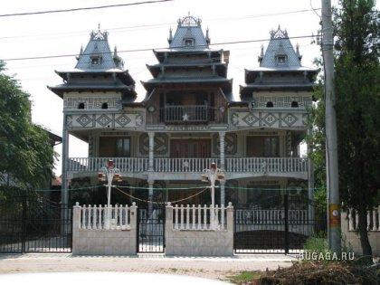 Дома цыганских баронов