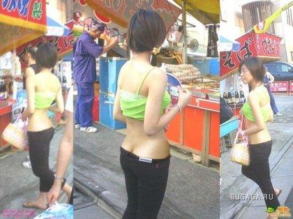 Странная мода в Китае