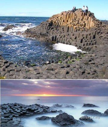 10 геологических чудес света