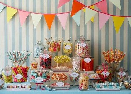 Десертные столы от Amy Atlas