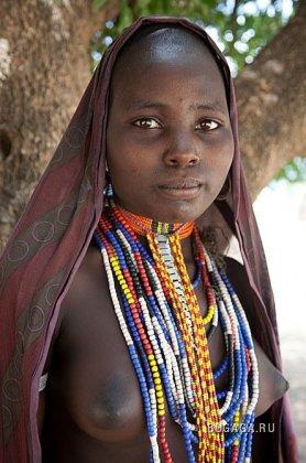 Эфиопские девушки