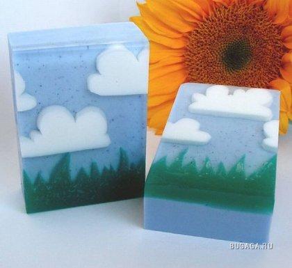 Креативное мыло