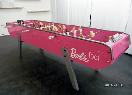 Барби-футбол