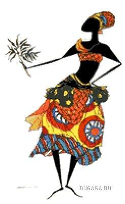 Африканские мотивы