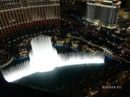 10 необычных фонтанов