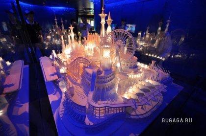 Ошеломляющий Бумажный Замок