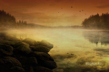 Красивые пейзажи от Albena Markova