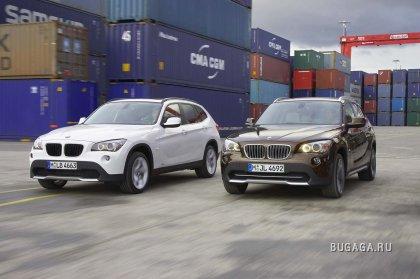 Новый Кроссовер BMW X1