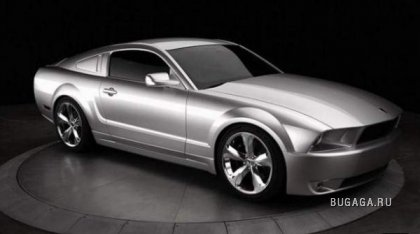 Ford Mustang от Iacocca