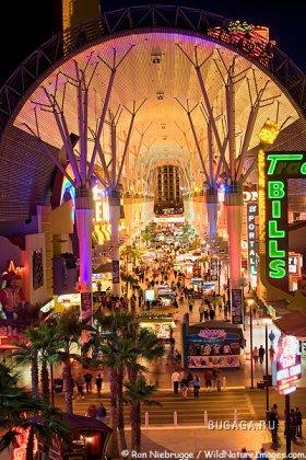 Лас-Вегас - город-сказка, город-мечта...