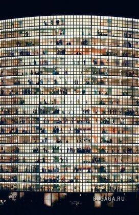 Масштабные работы Андреаса Гурски (Andreas Gursky)
