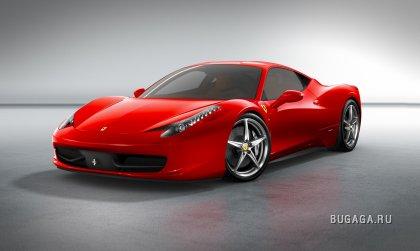 Ferrari 458 Italia заменит F430