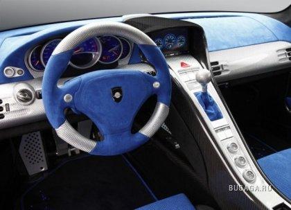 Porsche Mirage GT Matt Edition - версия от Gemballa